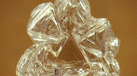 Rough Diamond Oddities Are Chronicled on Alrosa's Instagram Page
