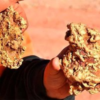 'Aussie Gold Hunters' Find a Pair of Gold Nuggets Weighing a Combined 7.7 Pounds